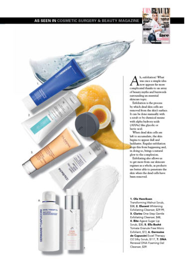 DNA Renewal - Cosbeauty Aug 2018