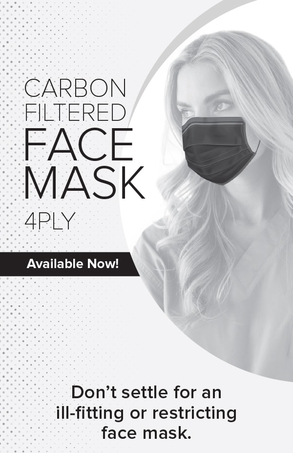 Mask up with these Carbon Filtered Face Masks. The most comfortable, high qua...