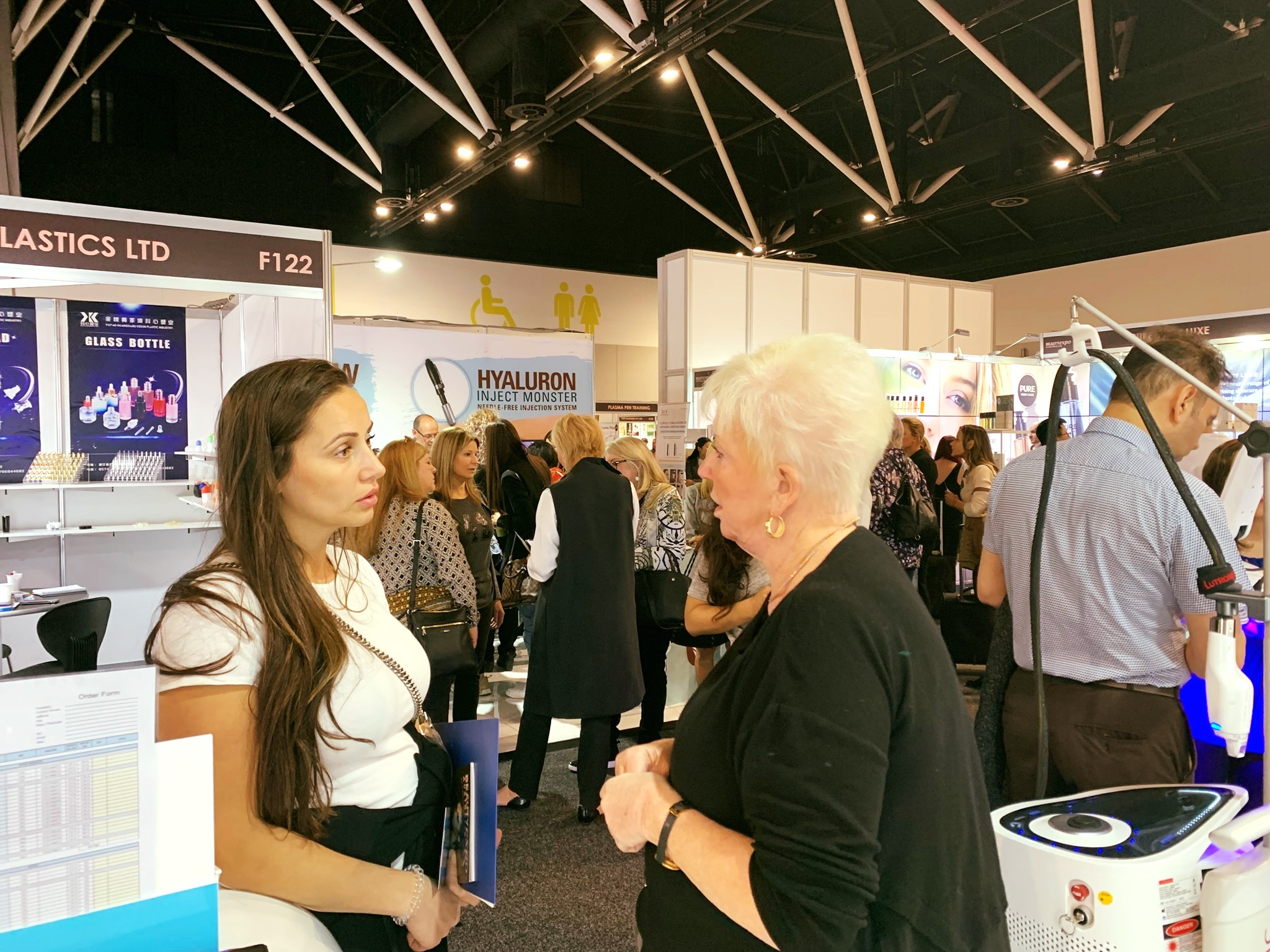 Our team were hard at work over the weekend at Beauty Expo Australia. It was g...
