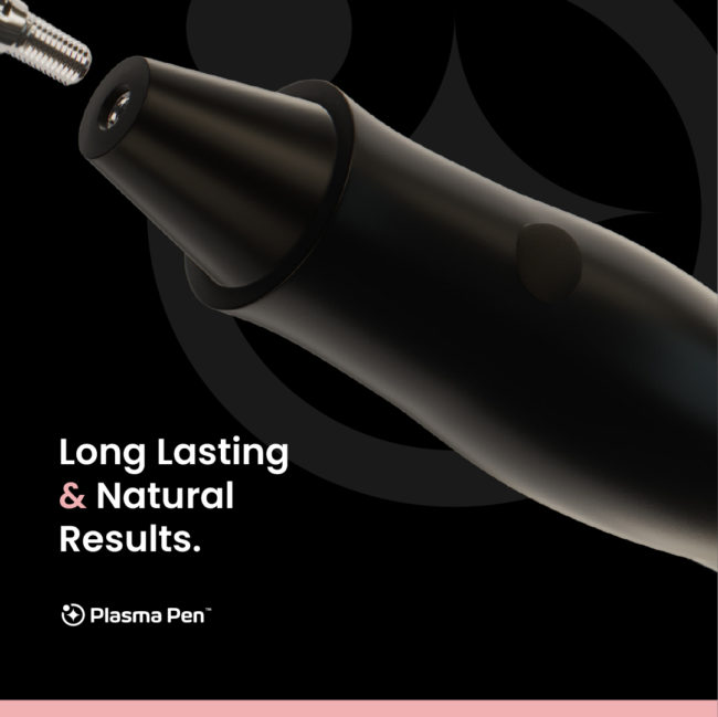 Plasma Pen, one of the most advanced plasma delivery devices available on the ma...
