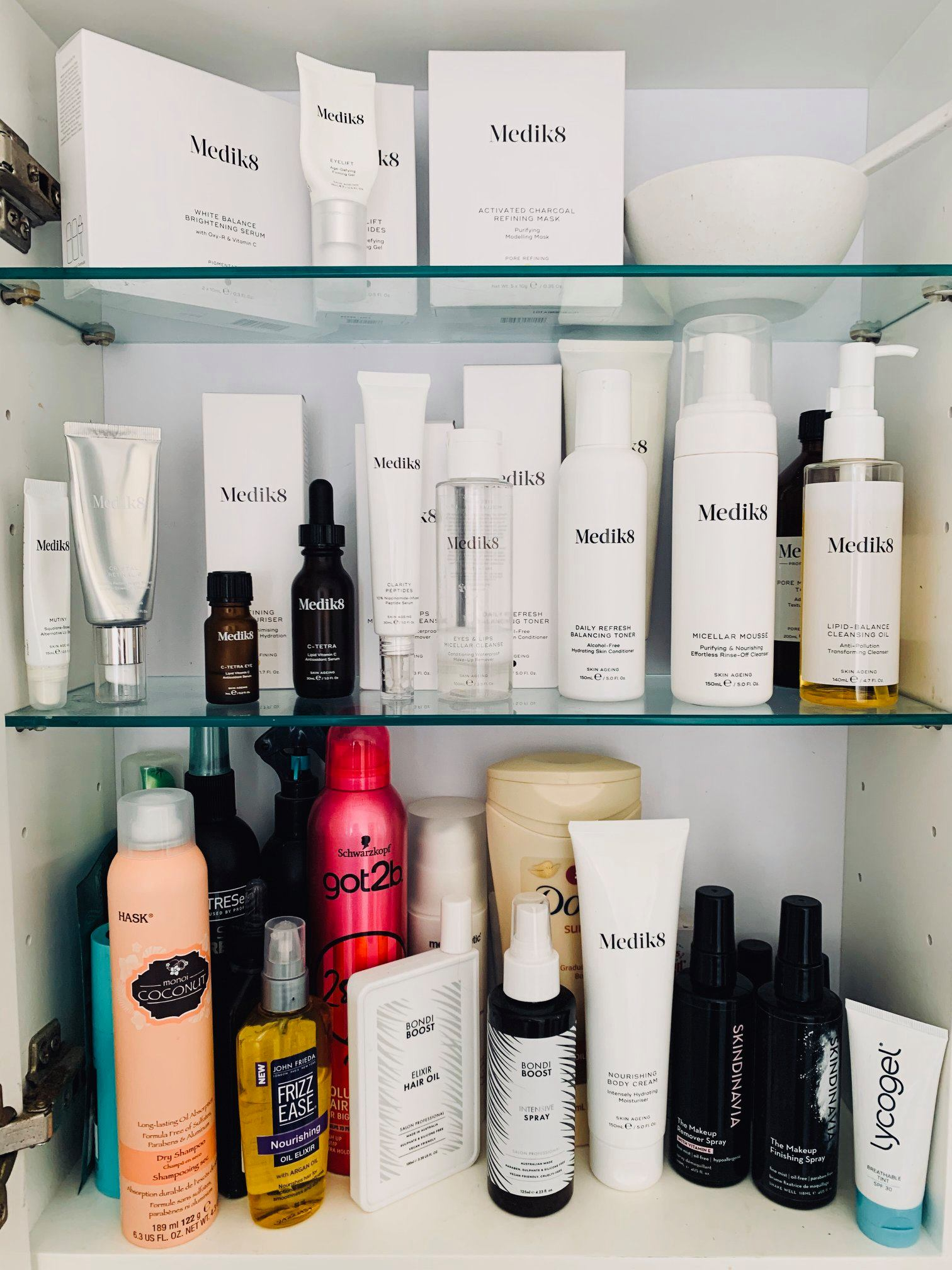 STAFF SHELFIE SERIES: Sonia Swift, Brand Manager. Current Fave: Medik8 Lipid B...