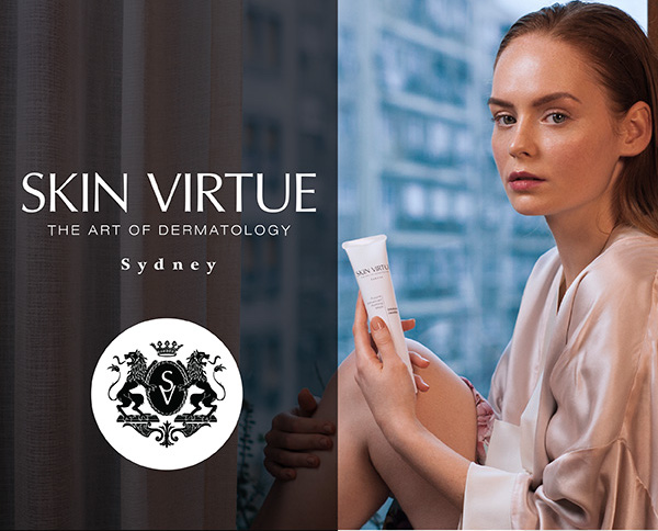 Skin Virtue is an Australian brand of anti-ageing and anti-allergen skincare for...