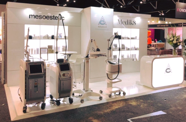 Swing by our stand E127 at Beauty Expo Australia, we'd love to see you.