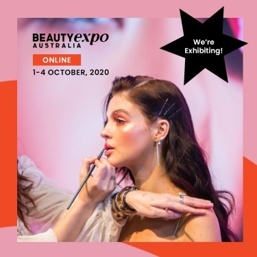 We are exhibiting at Beauty Expo Australia online from Oct 1 to 4 with some grea...