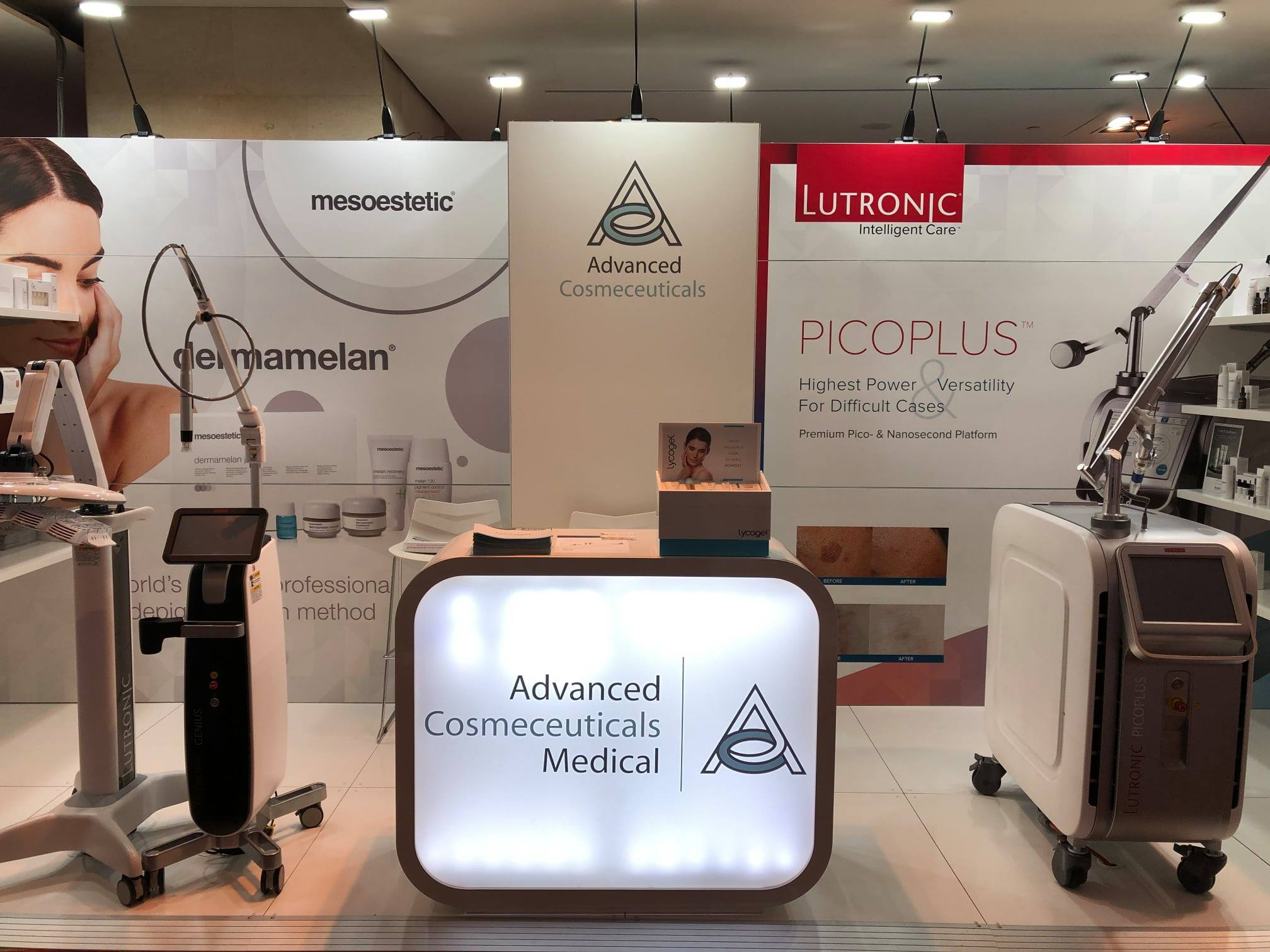 We are on stand 18 & 19 at the Australasian Society of Cosmetic Dermatolog...