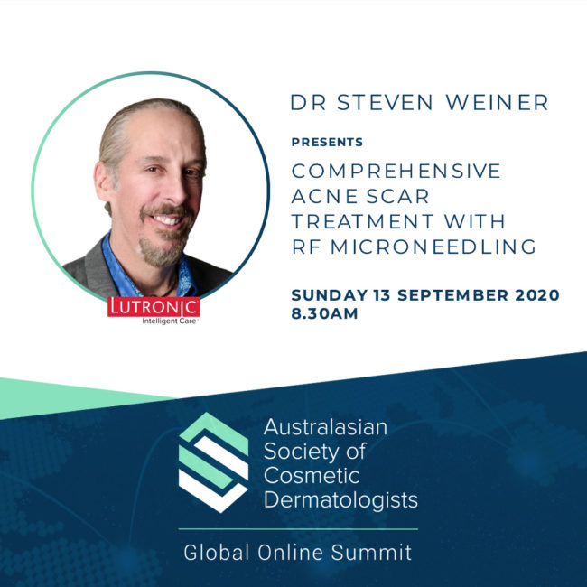 We are proud to be participating in the Inaugural Australasian Society of Cosmet...