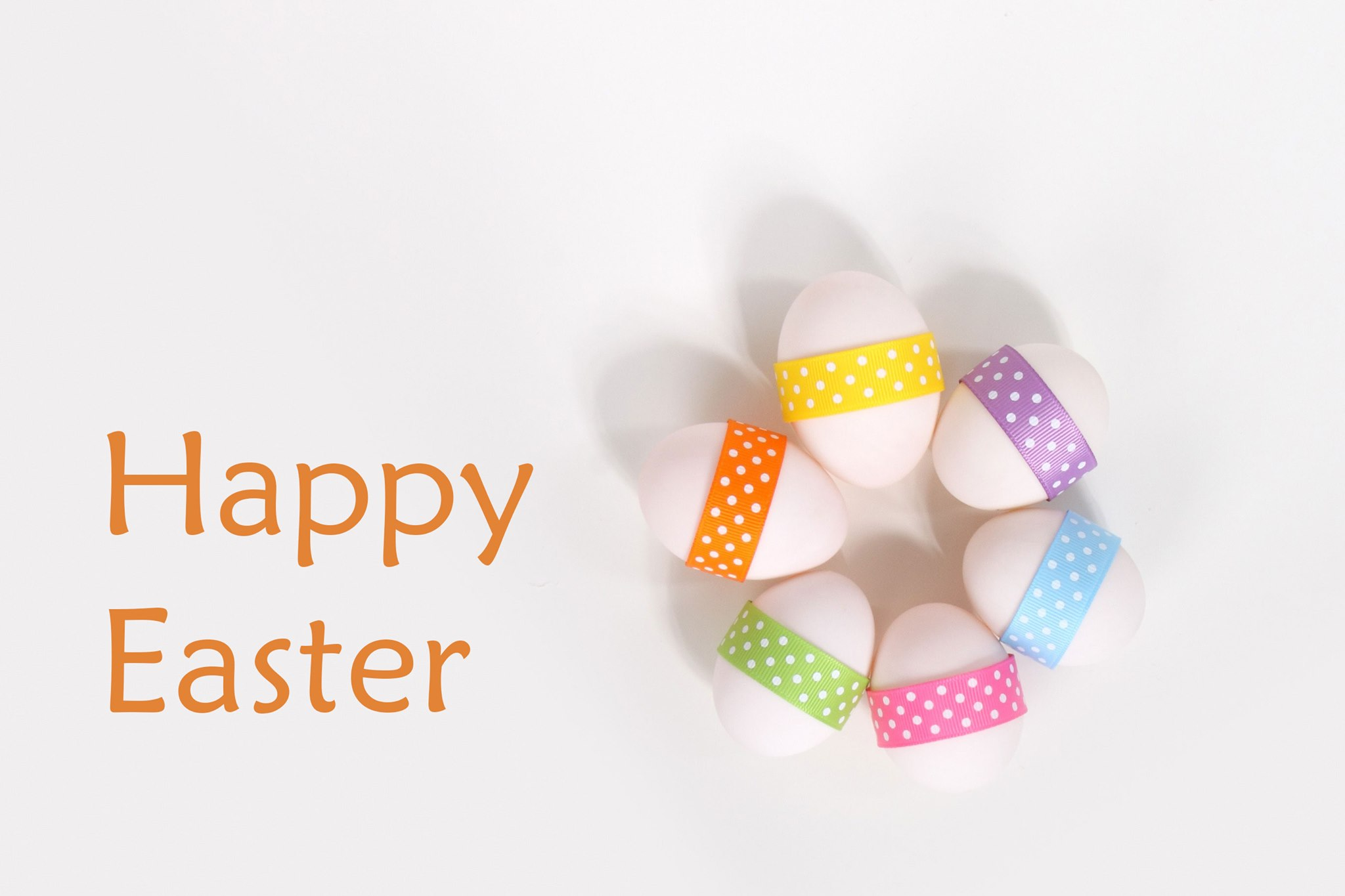 While Easter may be celebrated a little differently this year, we wish you and y...