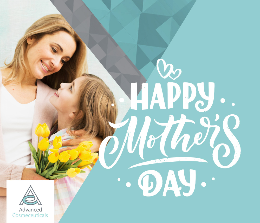 Wishing all mum's a very special Mother's Day from the Advanced Cosmeceuticals t...