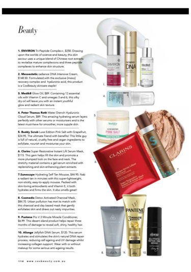 mesoestetic - CosBeauty - Issue78