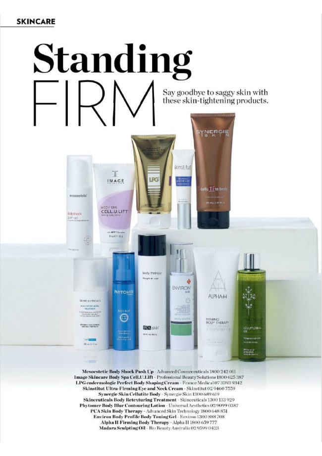 mesoestetic - Professional Beauty - Nov-Dec 2017